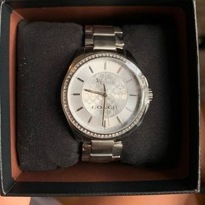 Coach Watch (new with box)